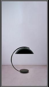 Hubcap Table Lamp - £2,100