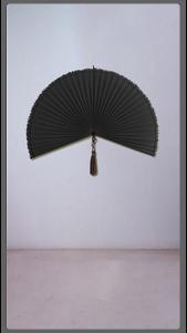 Black Fan - £400