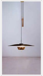 Florian Rise & Fall Pendant Lamp - Small - £7,750