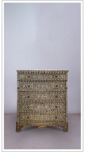 Duxton Mother of Pearl Chest of Drawers - £12,500