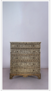 Franklin Mother of Pearl Chest of Drawers - £12,500