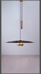 Florian Rise & Fall Pendant Lamp - Large - £8,750