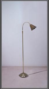 Bendy Bronze Floor Lamp - £1,725