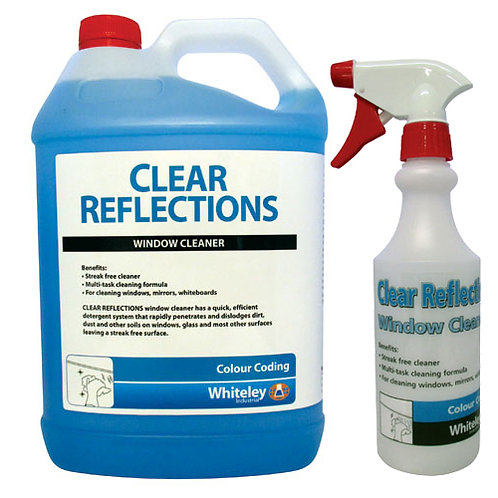 5L Clear Reflections