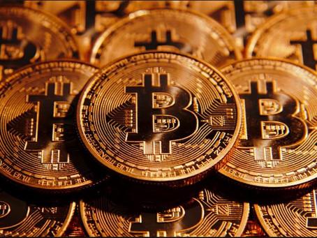 Wzrost handlu  kontraktami terminowymi na Bitcoinie