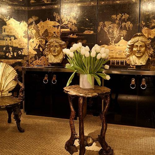 Guido Faleschini, paire de buffets pour Hermès