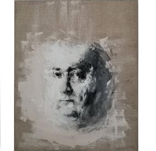 Thierry Alonso, Gravleur, Portrait d'homme