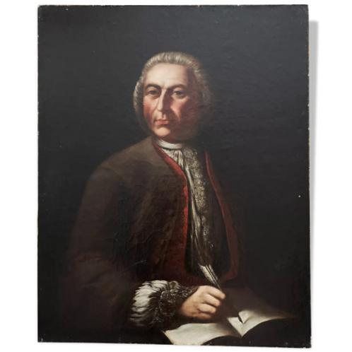 Portrait d'homme, 18e siècle
