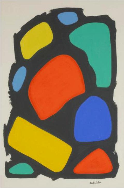Emile Lahner, Composition