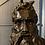 Francesco Righetti, Moise, sculpture en bronze d'après le modèle de Michelangelo Michel-Ange