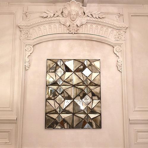 Miroir à facettes, miroir étoile