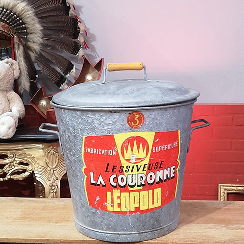Lessiveuse Couronne Leopold