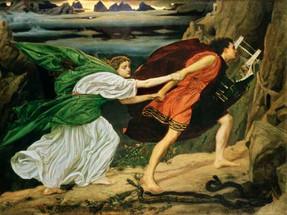orpheus. eurydice. hermes. // The First Elegy