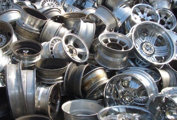 Aluminium Metal Recycling Caerphilly