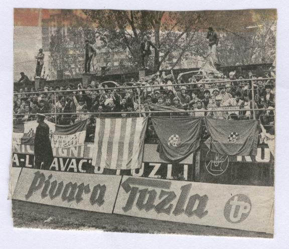 1984 Tuzla, bosnia