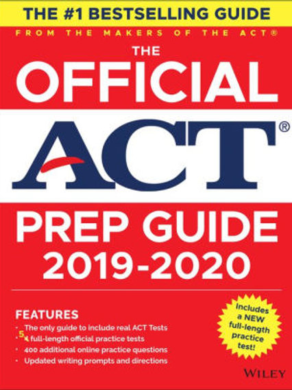 Summer 2021 ACT Prep Course Deposit