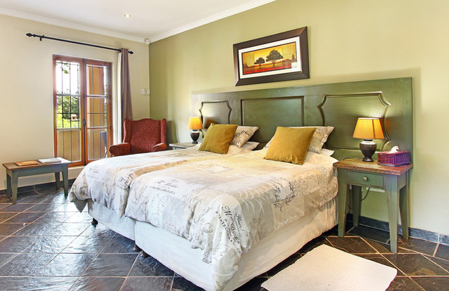 Garden Suite Arles Bedroom