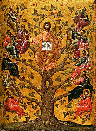 Christ_the_True_Vine_icon_(Athens,_16th_
