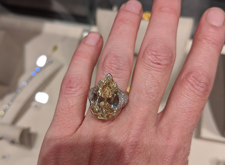 GIA Alumni Meeting NY Chapter: Jewelry Trends for 2020