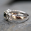 Thumbnail: Sapphire and Diamond Estate Ring / Marquise and Baguette Diamond Ring
