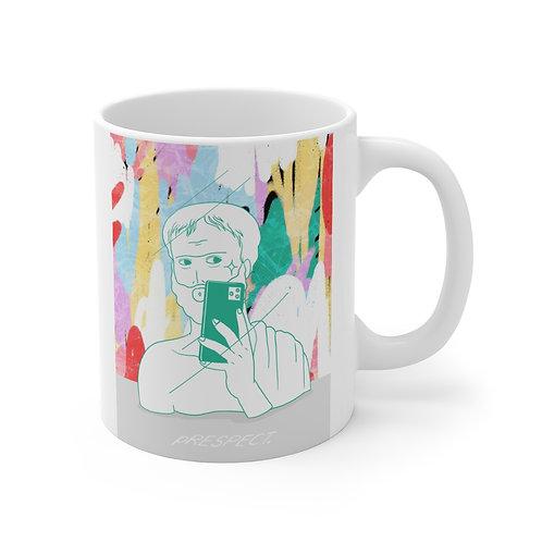 Knowing Yourself Art -  Mug 11oz