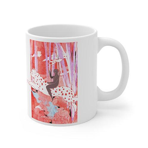 Ignite Ambition Art - Mug 11oz