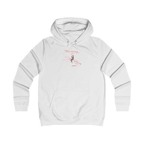 Ignite Ambition - Women's College Hoodie