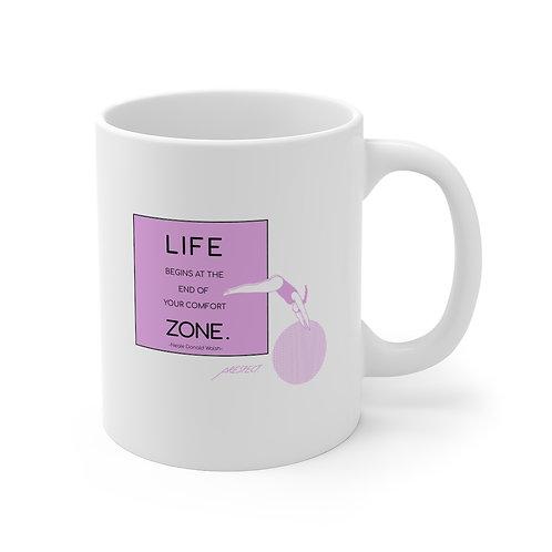 Life Begins... Mug 11oz