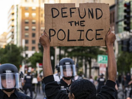 We Need to Defund, Not Defend, Police. Black Lives Are Depending On It.