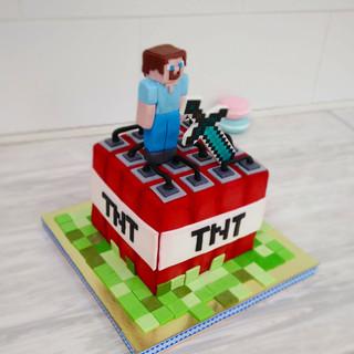 Торт детский 7