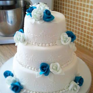 Свадебный торт Гатчина 9