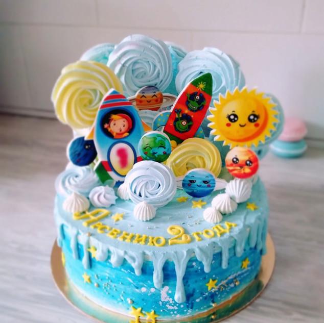 Торт детский 5