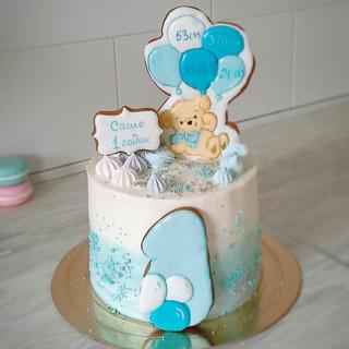 Торт детский 17