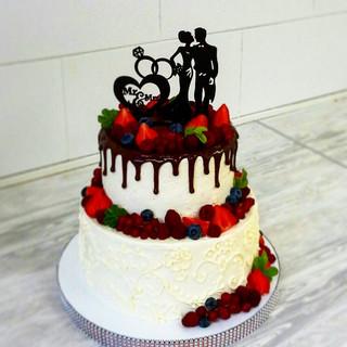 Свадебный торт Гатчина 10