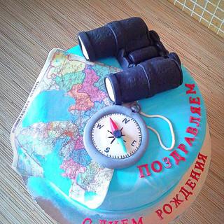 Торт на день рождения Гатчина 14