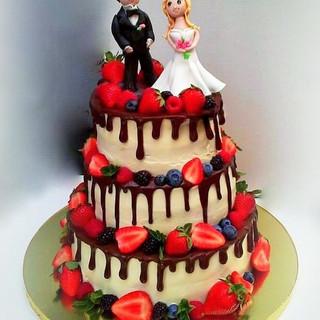 Свадебный торт Гатчина 15