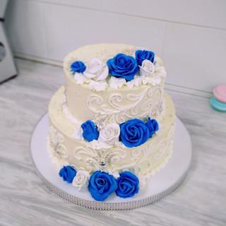 Свадебный торт Гатчина 4