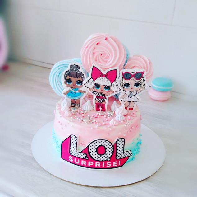 Торт детский 11
