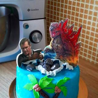 Торт на день рождения Гатчина 8