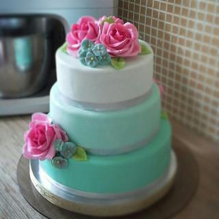 Свадебный торт Гатчина 12