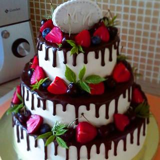 Свадебный торт Гатчина 8