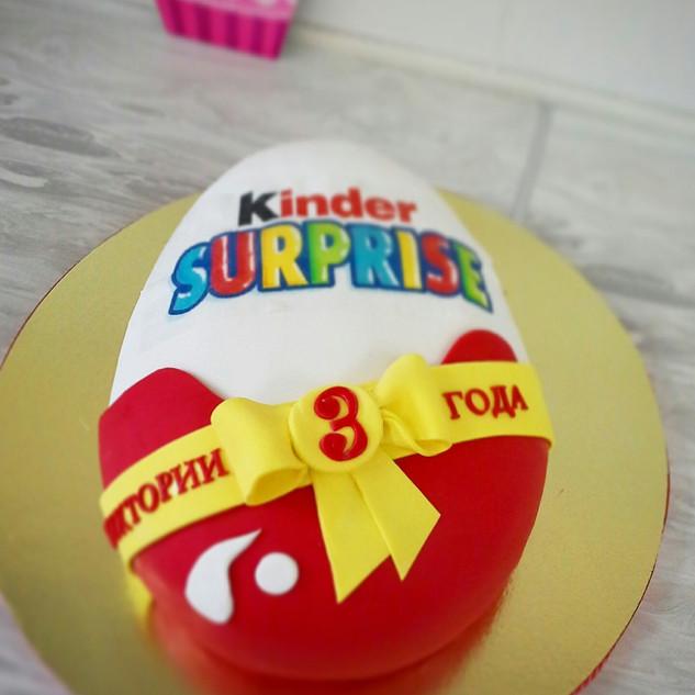 Торт детский 6