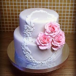 Свадебный торт Гатчина 13