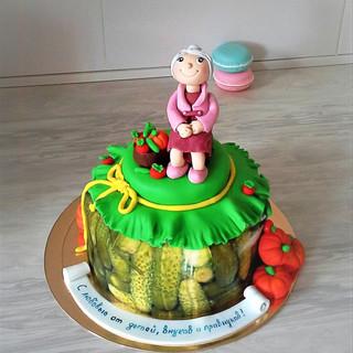 Торт на день рождения Гатчина 5