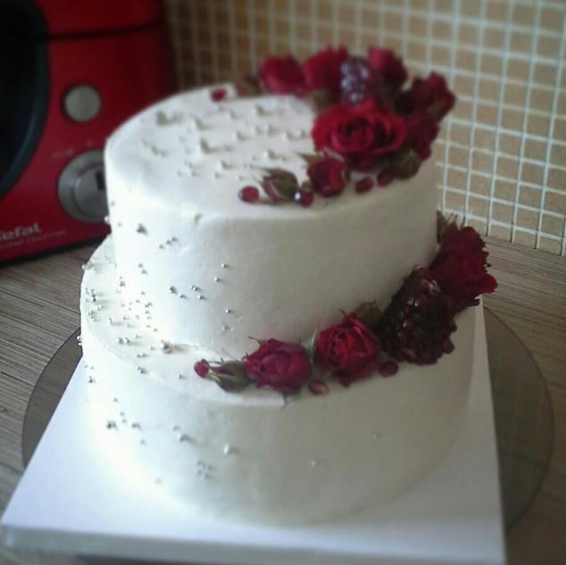 Свадебный торт Гатчина 11