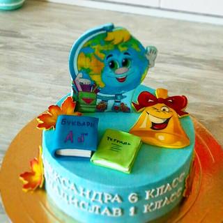 Торт детский 13