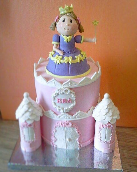 Торт детский 18