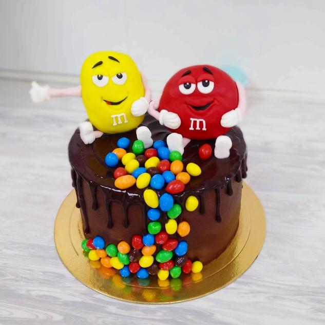 Торт детский 3