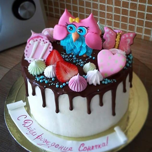 Торт детский 16