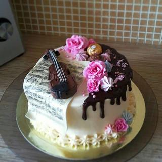 Торт на день рождения Гатчина 16